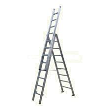 Scale componibili 4 rampe da 2,50 a 13.60 mt