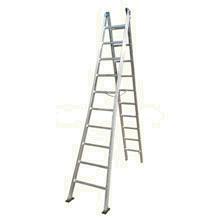 Scale componibili 2 rampe da 2 a 9,35 mt
