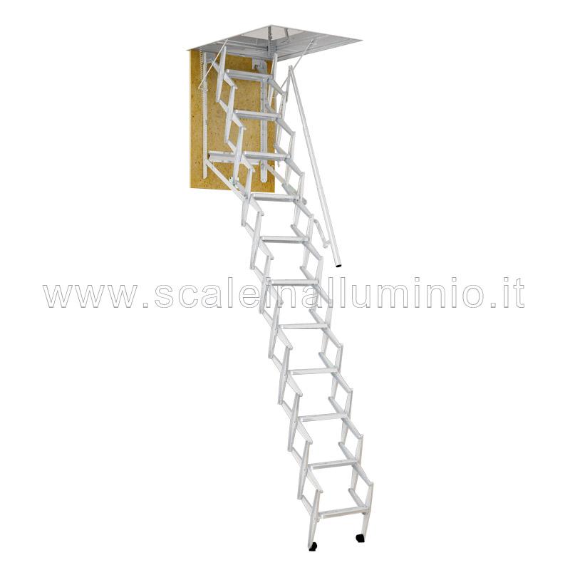 Scale Retrattili Per Soffitte E Sottotetti 50 X 70