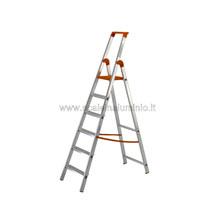 Scale a salita singola da mt 0.62 a mt 2.07 altezza al piano