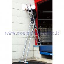 Scale componibili 2 rampe - 7 gradini