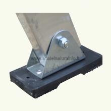scale in alluminio componibile particolare