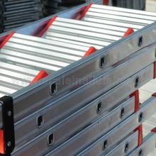 Sgabelli in alluminio 2 gradini con vaschetta chiusi