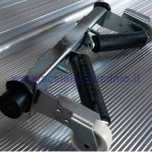 Scala componibile in alluminio 3 x 8 poggiapalo