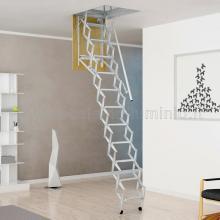Scale retrattili 50 x 70 per soffitte e sottotetti posata in opera