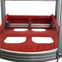 Scale con gabbia piano di riposo interno