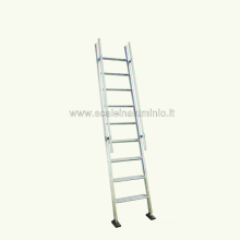 Scala per soppalchi 13 gradini altezza 350 cm
