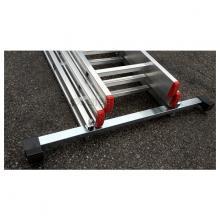 Scala componibile in alluminio professionale 3 rampe 13 gradini part 2